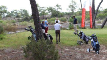 Clube EDP organizou torneio de golfe em Troia