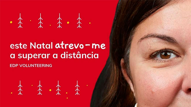 Campanha de Natal da EDP 2020