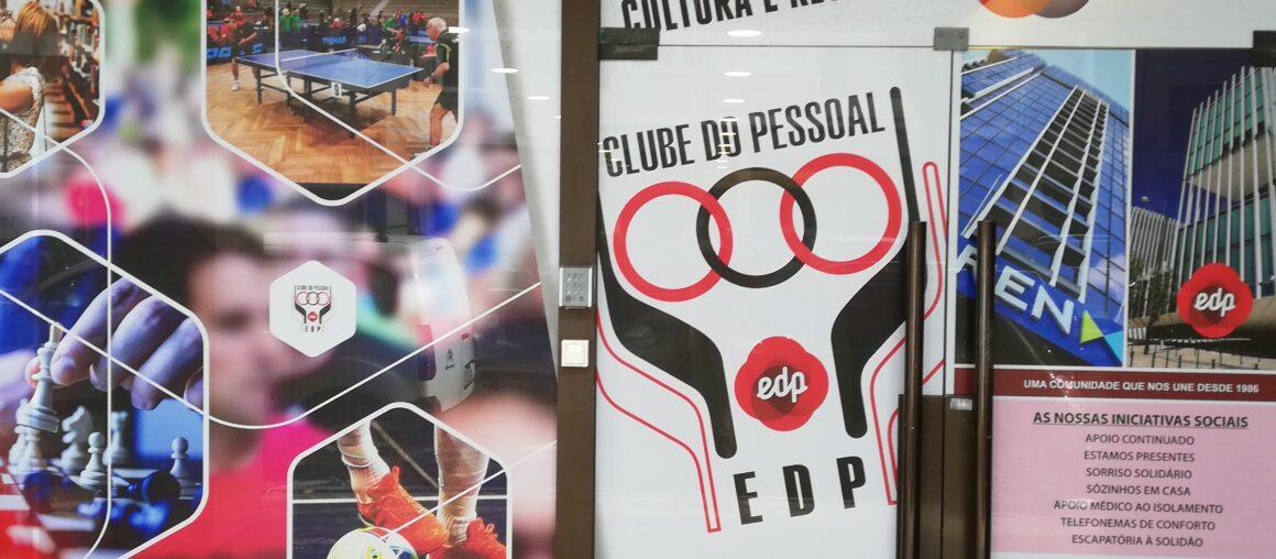 Clube EDP tem novas instalações