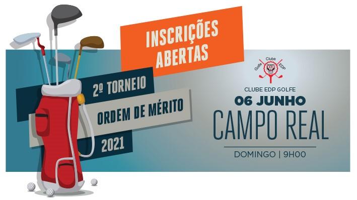 Torneio Campo Real 2021 Clube EDP